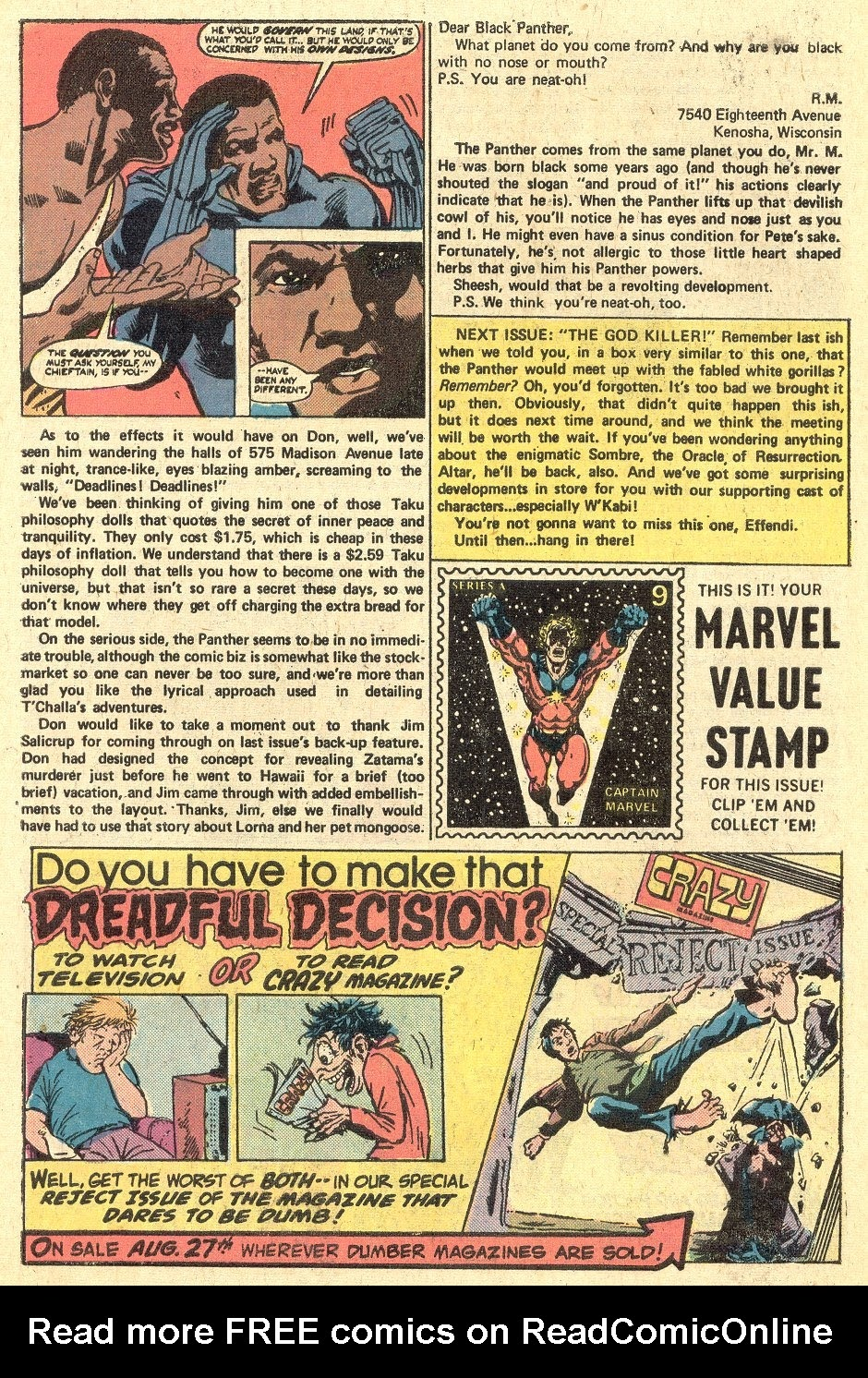 Jungle Action (1972) issue 12 - Page 32