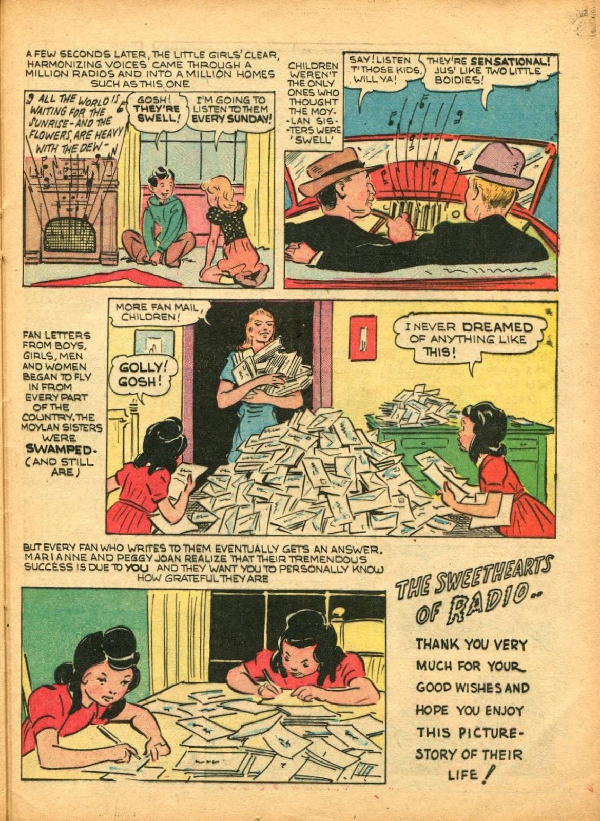 Read online Super-Magician Comics comic -  Issue #5 - 48