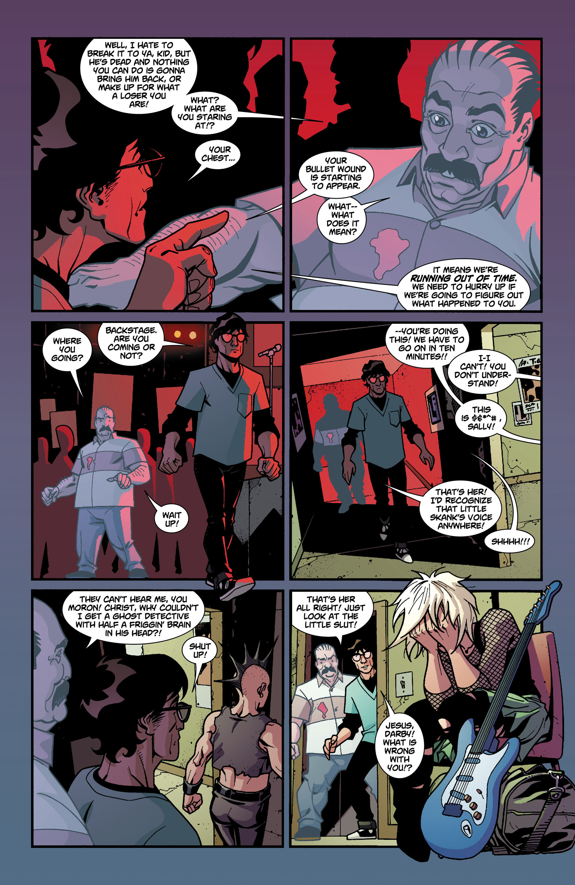 Read online National Comics: Eternity comic -  Issue # Full - 22