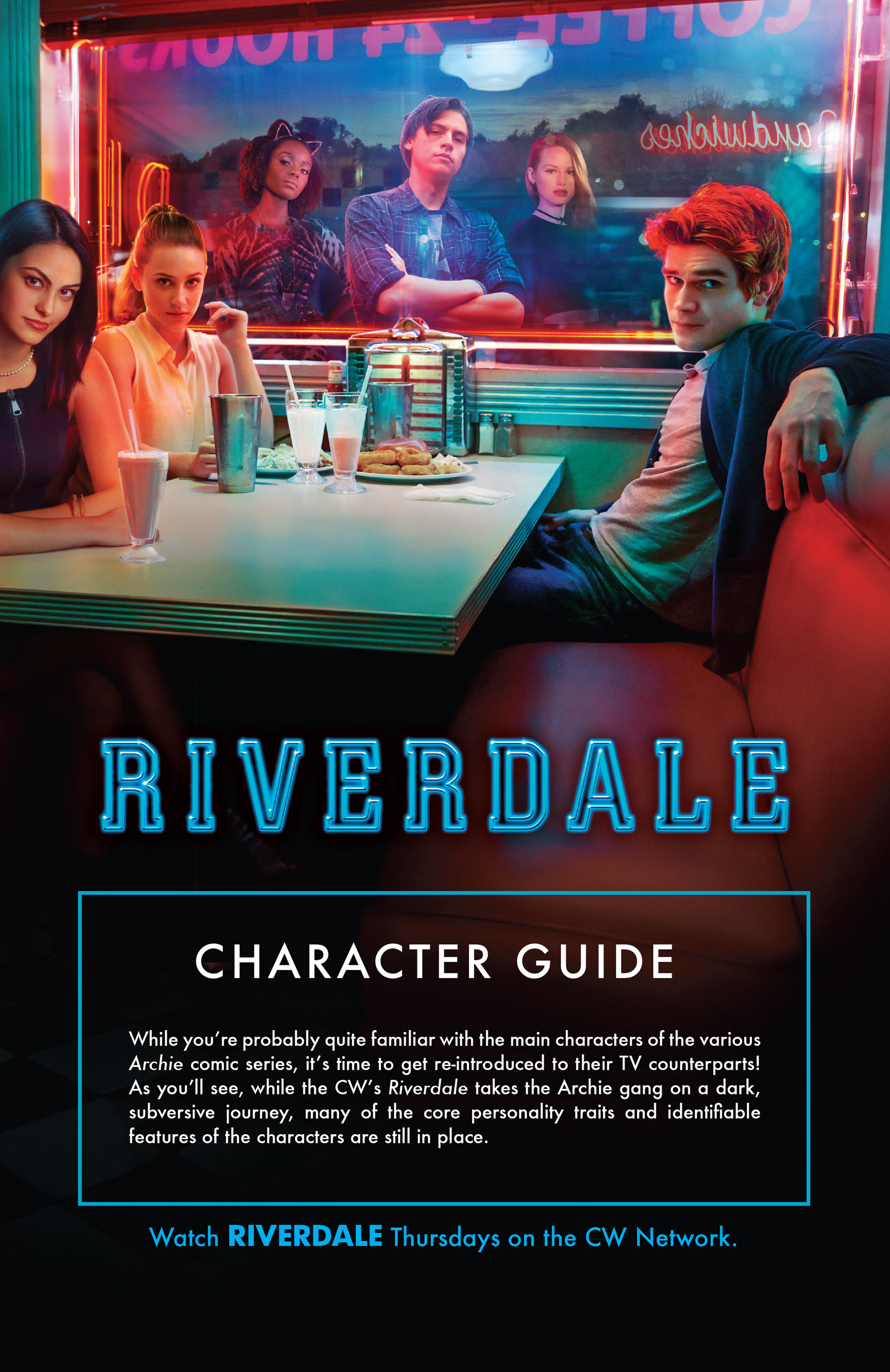 Read online Riverdale comic -  Issue #2 - 22