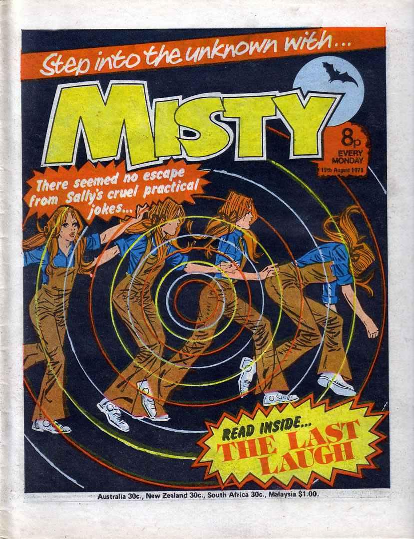 Misty (1978) 29 Page 1