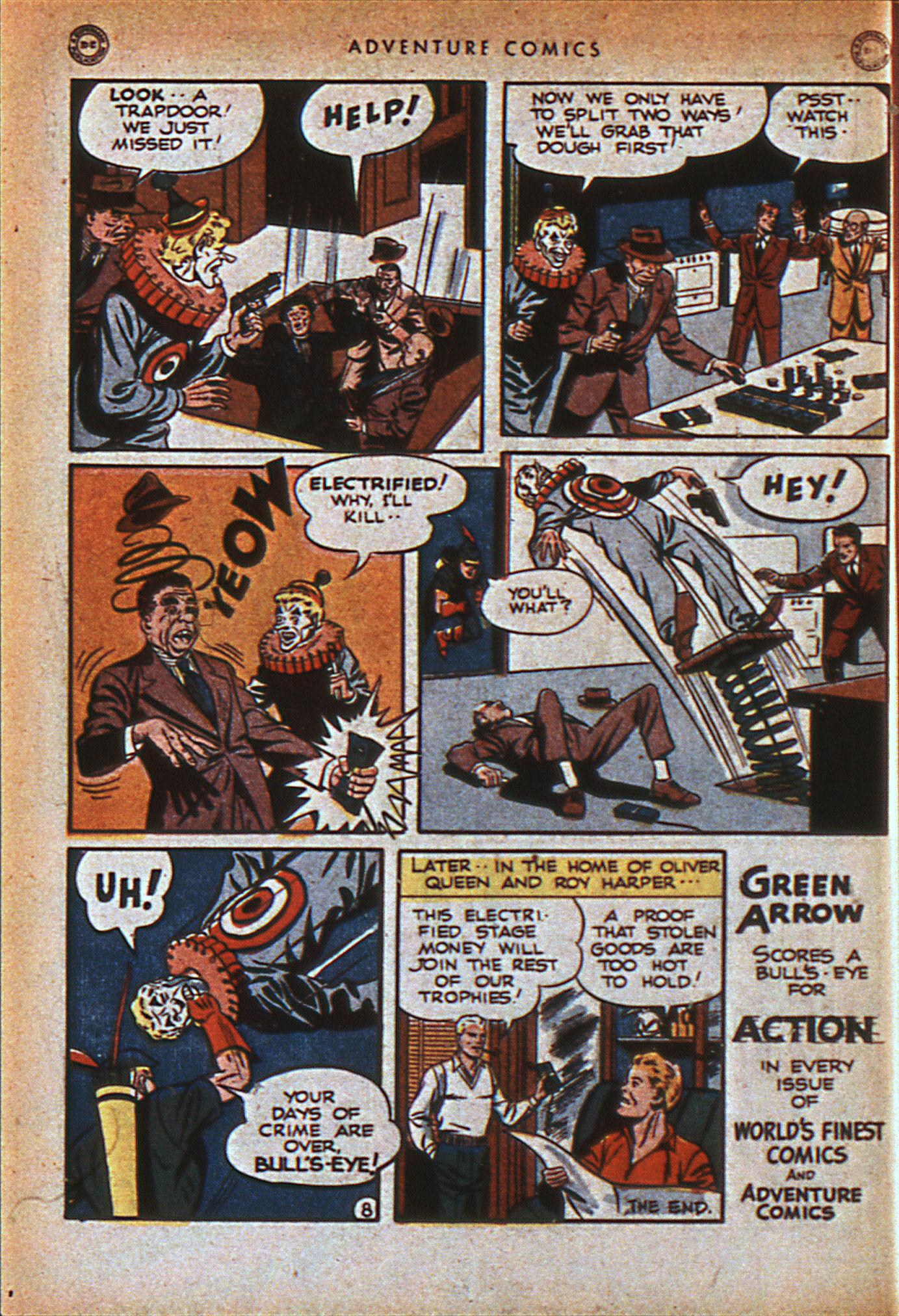 Read online Adventure Comics (1938) comic -  Issue #116 - 21