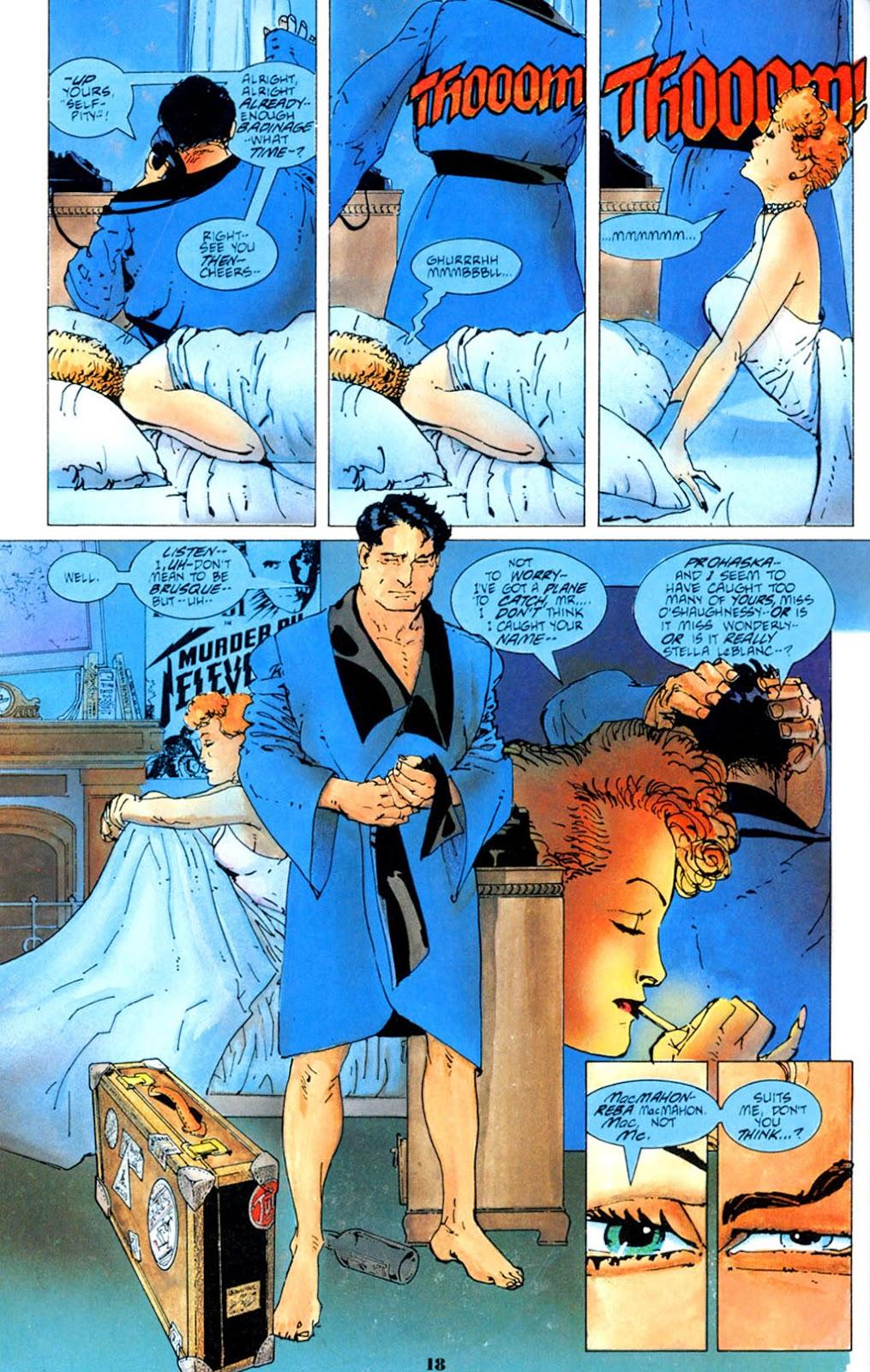 Blackhawk (1988) issue 1 - Page 20