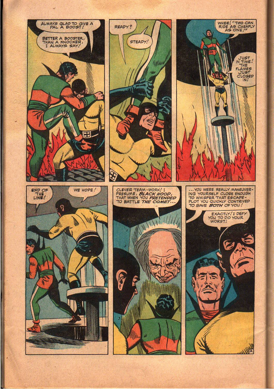 The Mighty Crusaders (1965) Issue #6 #6 - English 22