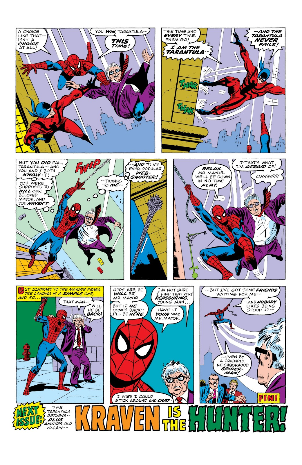 Read online Marvel Masterworks: The Spectacular Spider-Man comic -  Issue # TPB (Part 1) - 25