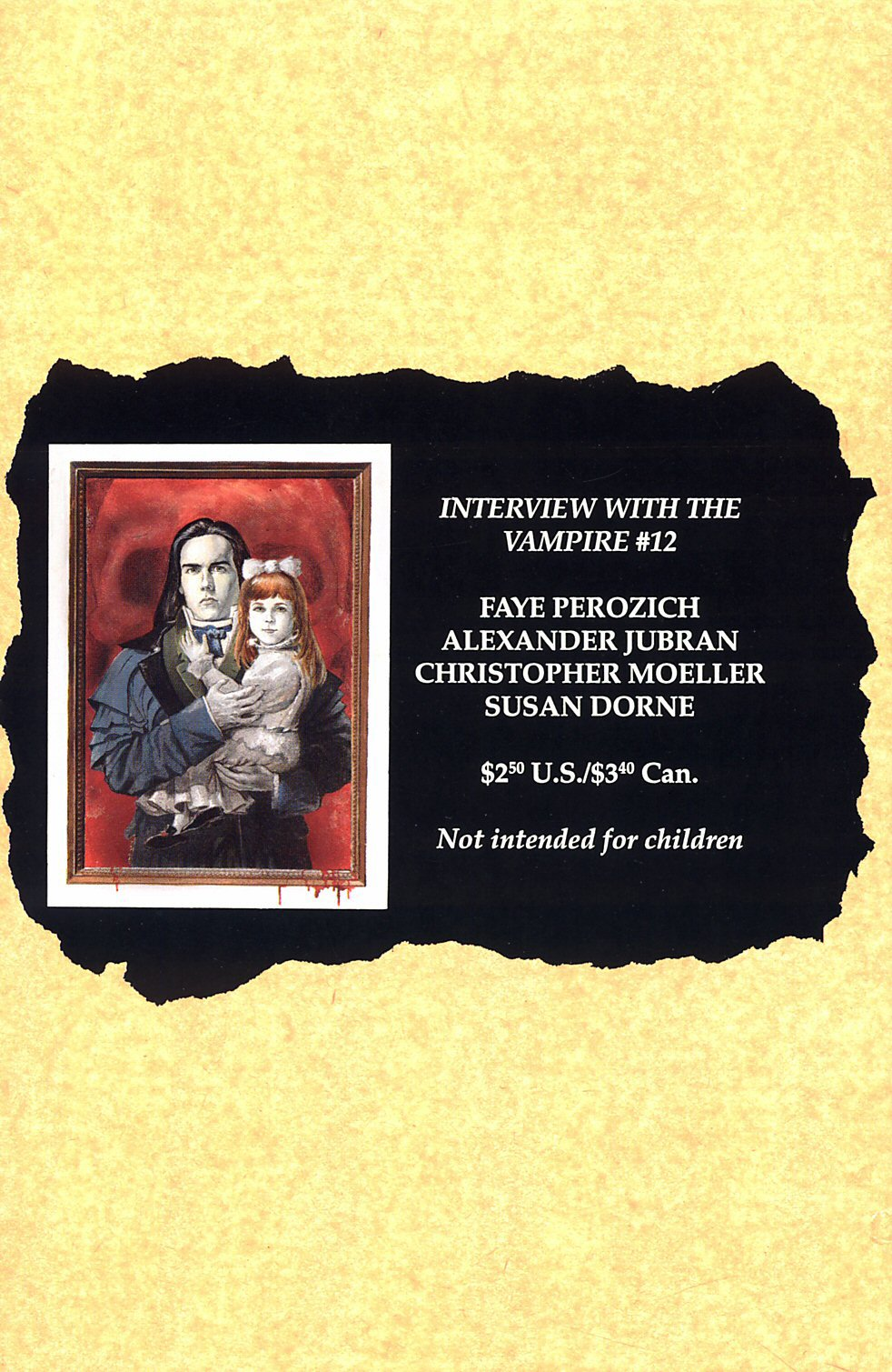Read online Anne Rice's Interview with the Vampire comic -  Issue #12 - 4