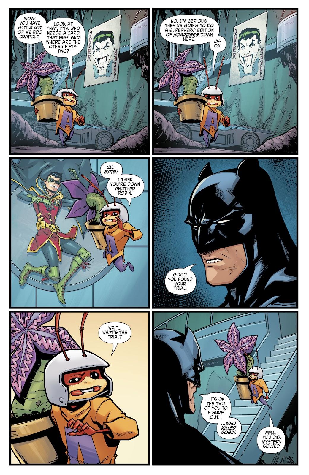 Read online Scooby Apocalypse comic -  Issue #35 - 22