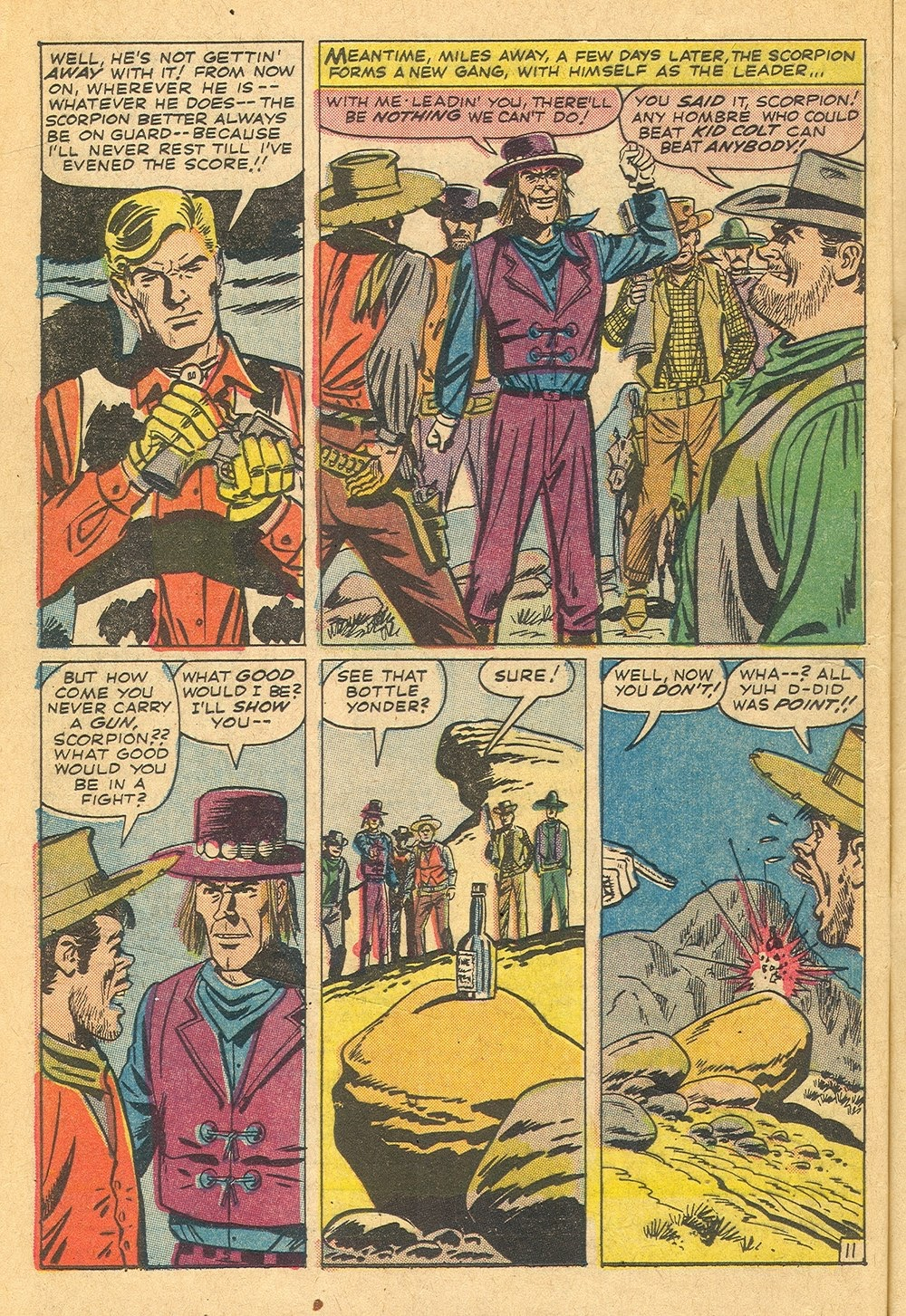 Kid Colt Outlaw issue 115 - Page 16
