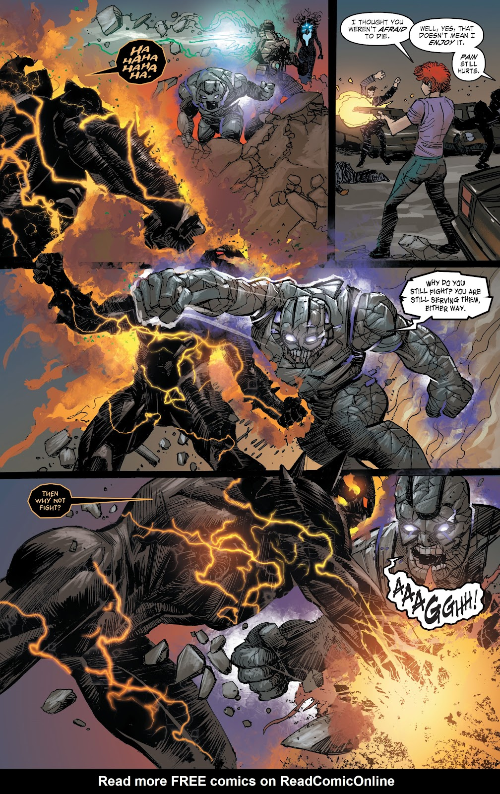 Read online The Curse of Brimstone: Ashes comic -  Issue # TPB (Part 2) - 41