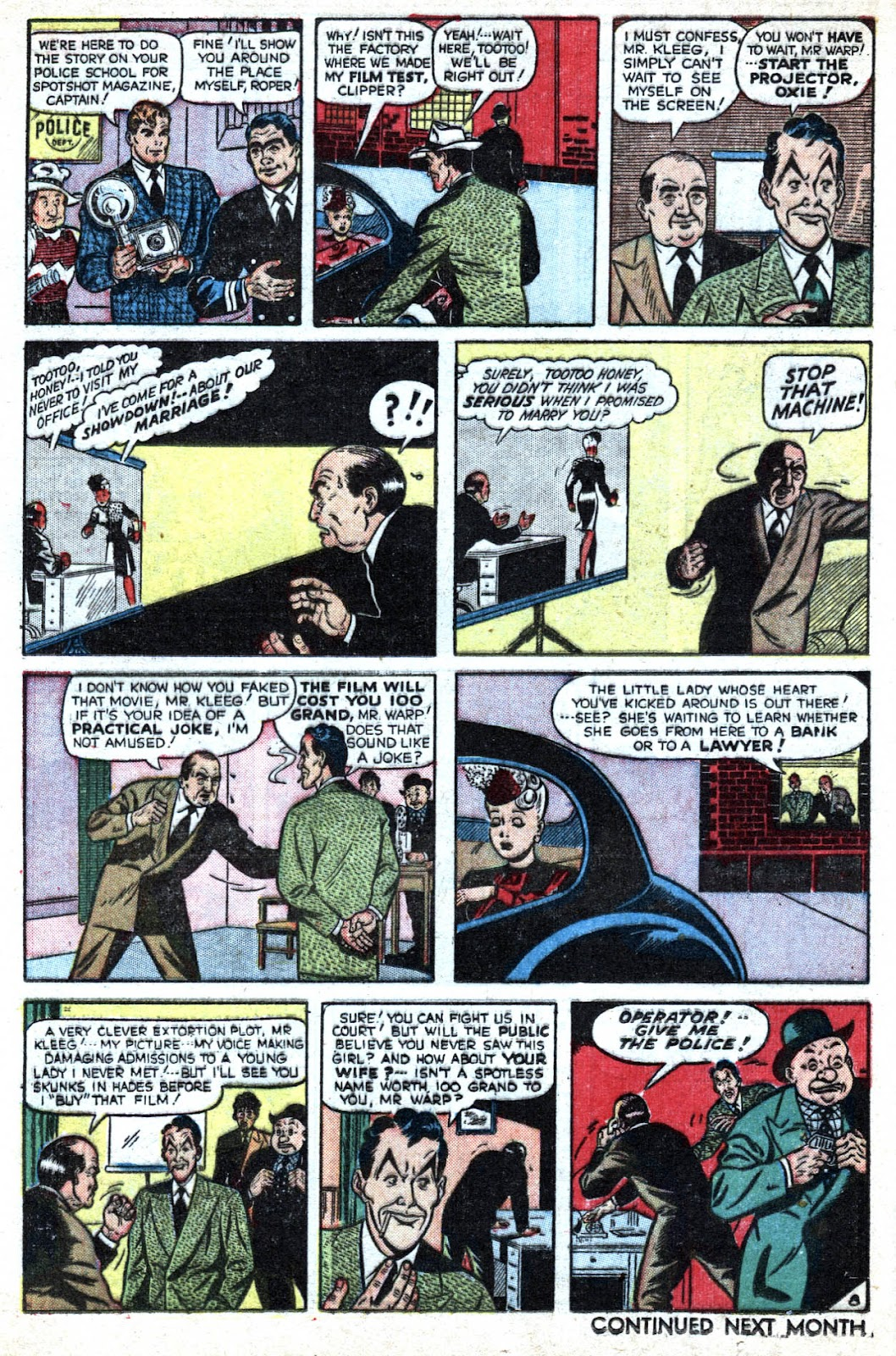 Read online Famous Funnies comic -  Issue #184 - 16