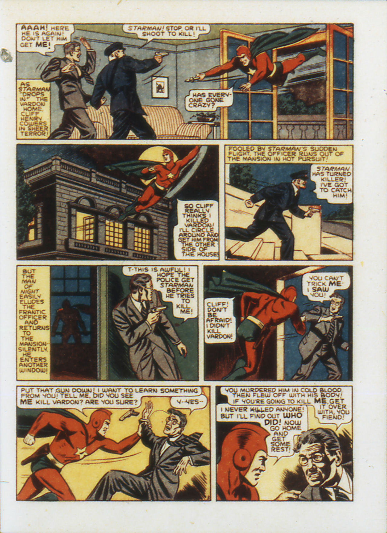 Read online Adventure Comics (1938) comic -  Issue #75 - 6