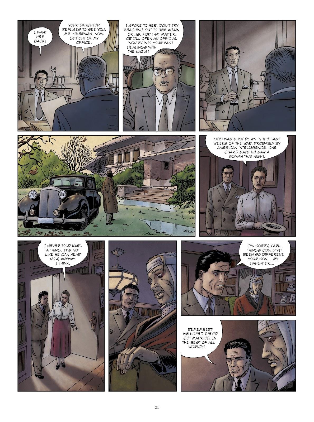 Read online Sherman comic -  Issue #6 - 26