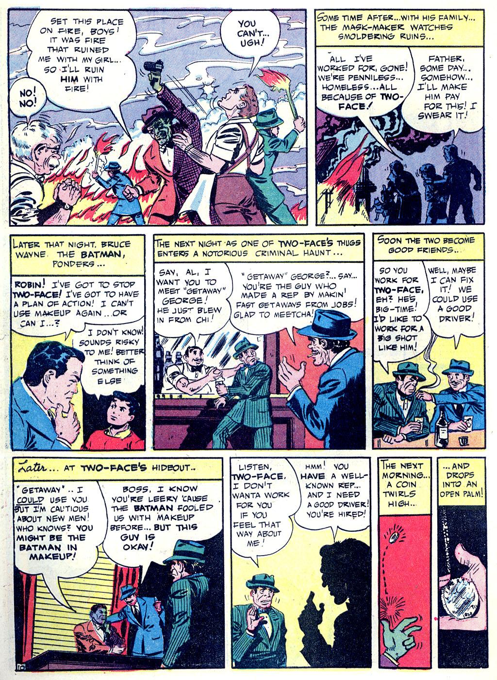 Read online Detective Comics (1937) comic -  Issue #68 - 12