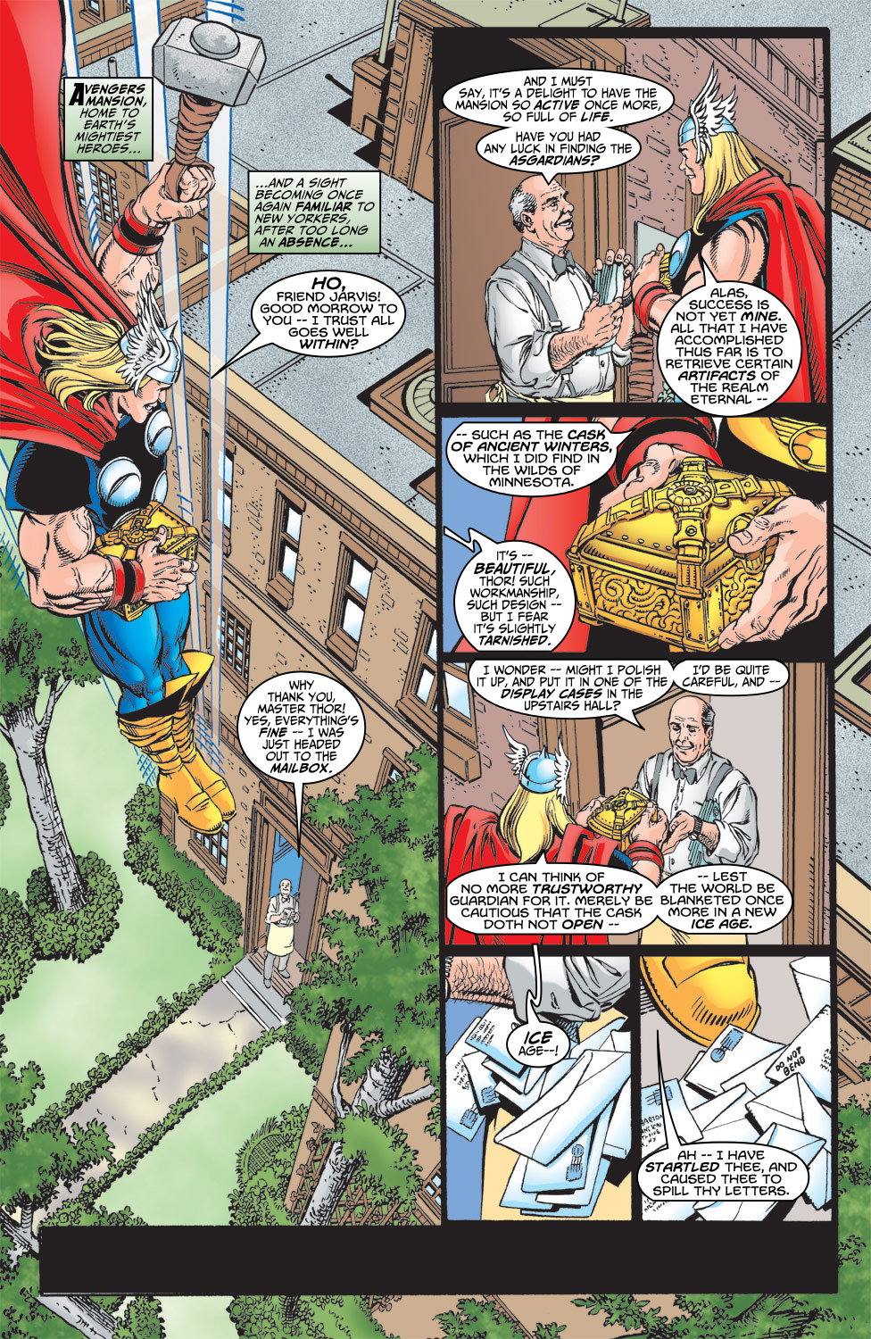 Read online Avengers (1998) comic -  Issue #5 - 2