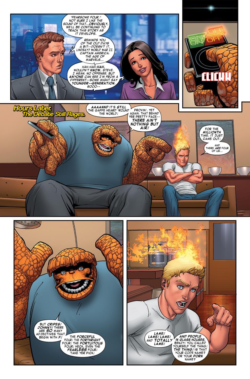 Read online Fantastic Four: Season One comic -  Issue # TPB - 58
