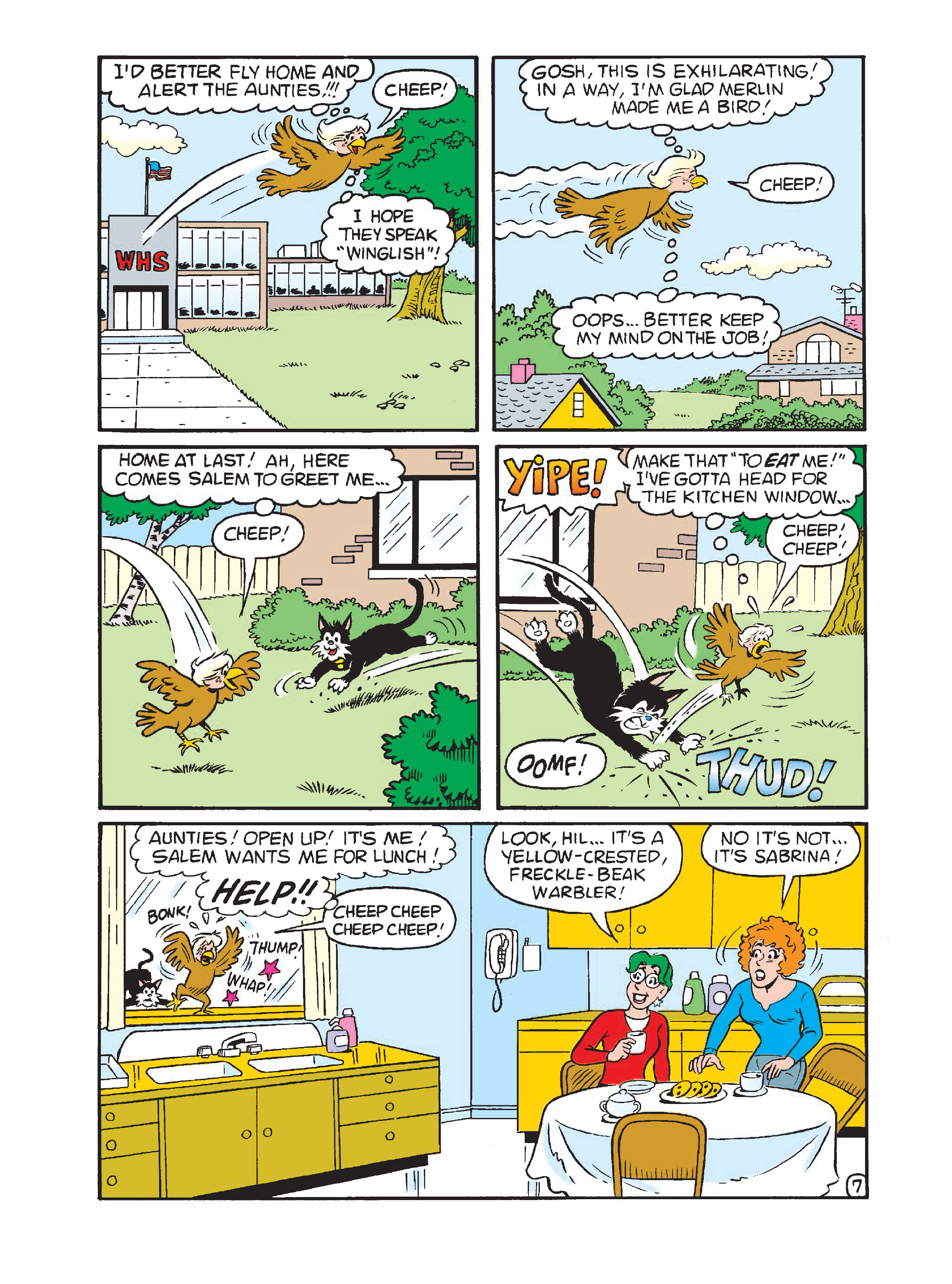 Read online Archie 75th Anniversary Digest comic -  Issue #1 - 112