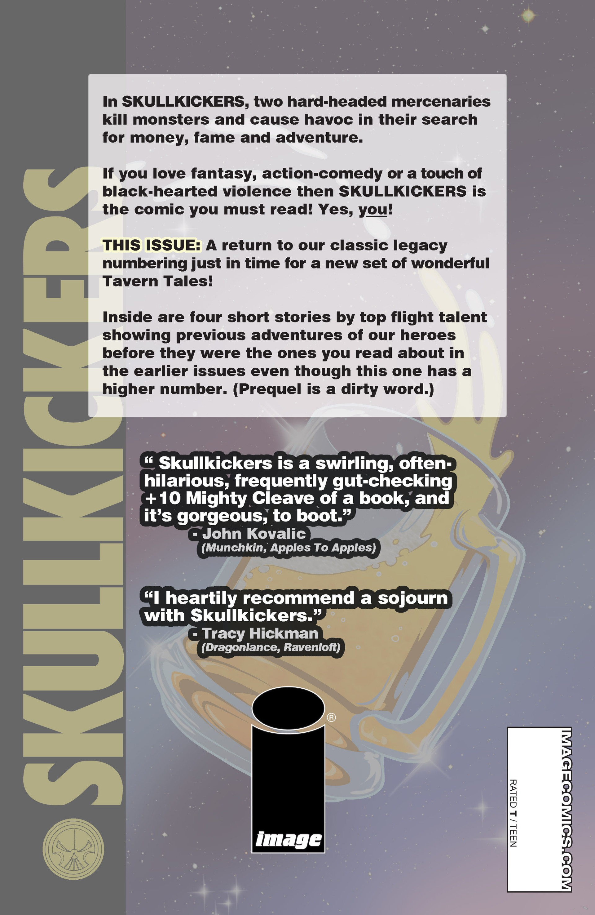 Read online Skullkickers comic -  Issue #24 - 32
