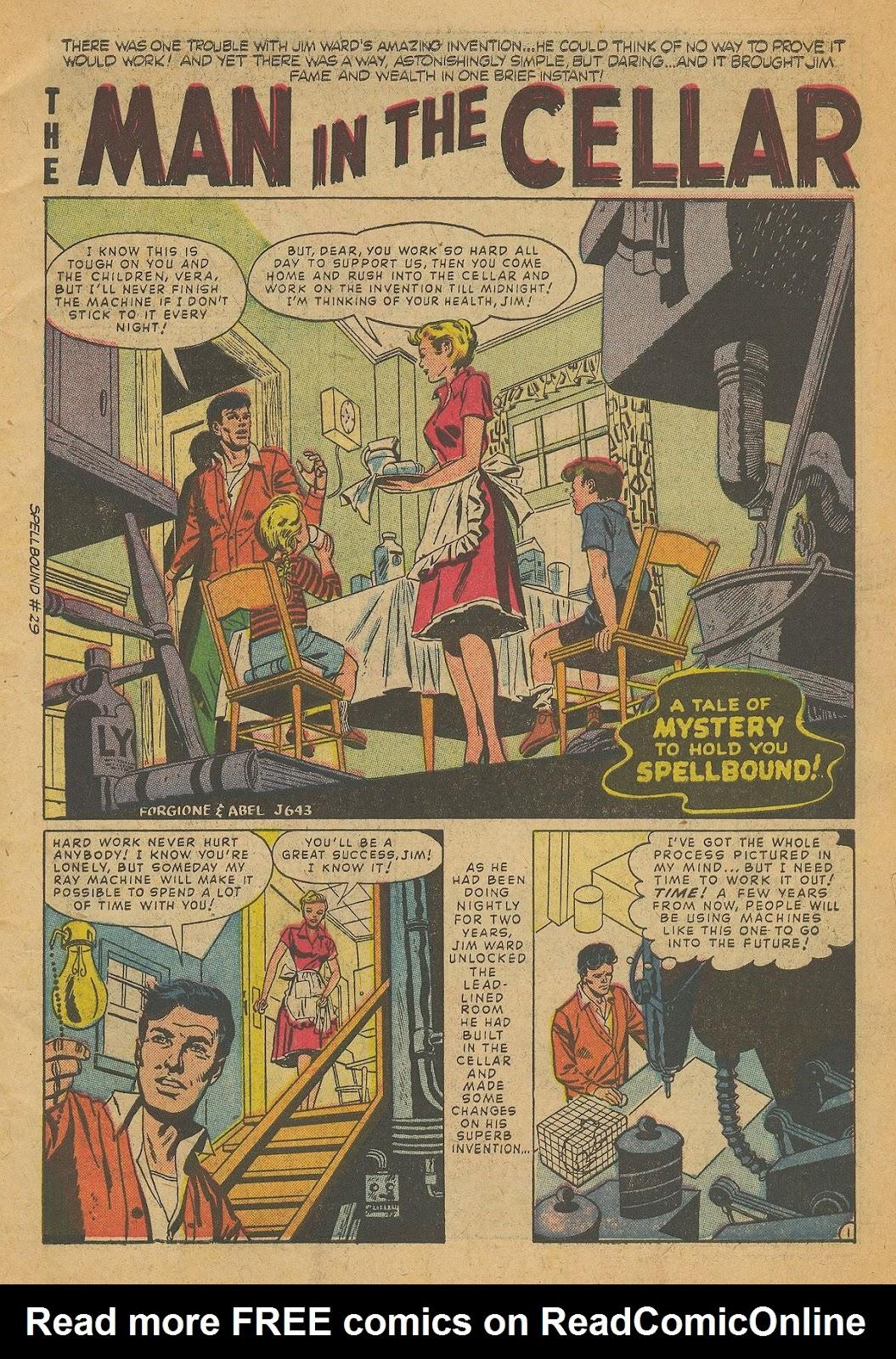 Spellbound (1952) issue 29 - Page 3