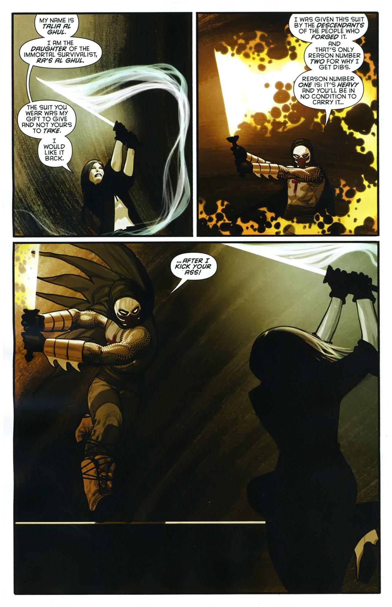 Read online Azrael: Death's Dark Knight comic -  Issue #2 - 13
