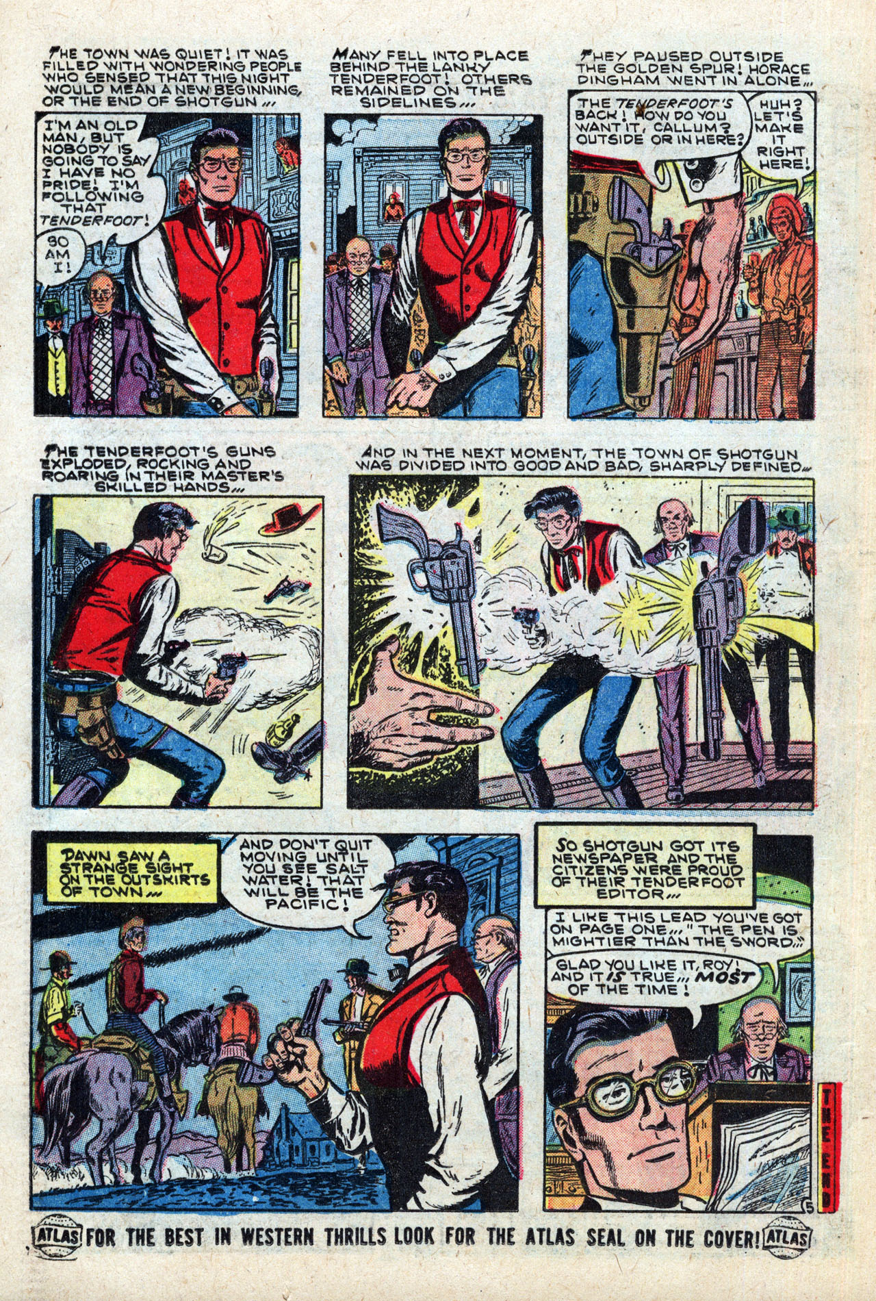Read online Two-Gun Kid comic -  Issue #27 - 24
