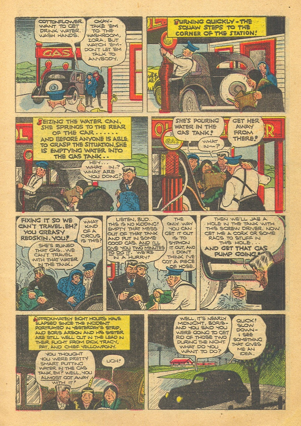 Dick Tracy Monthly issue 10 - Page 7