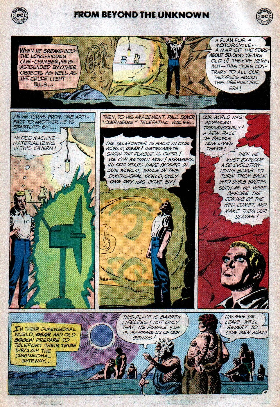 From Beyond the Unknown (1969) issue 19 - Page 6