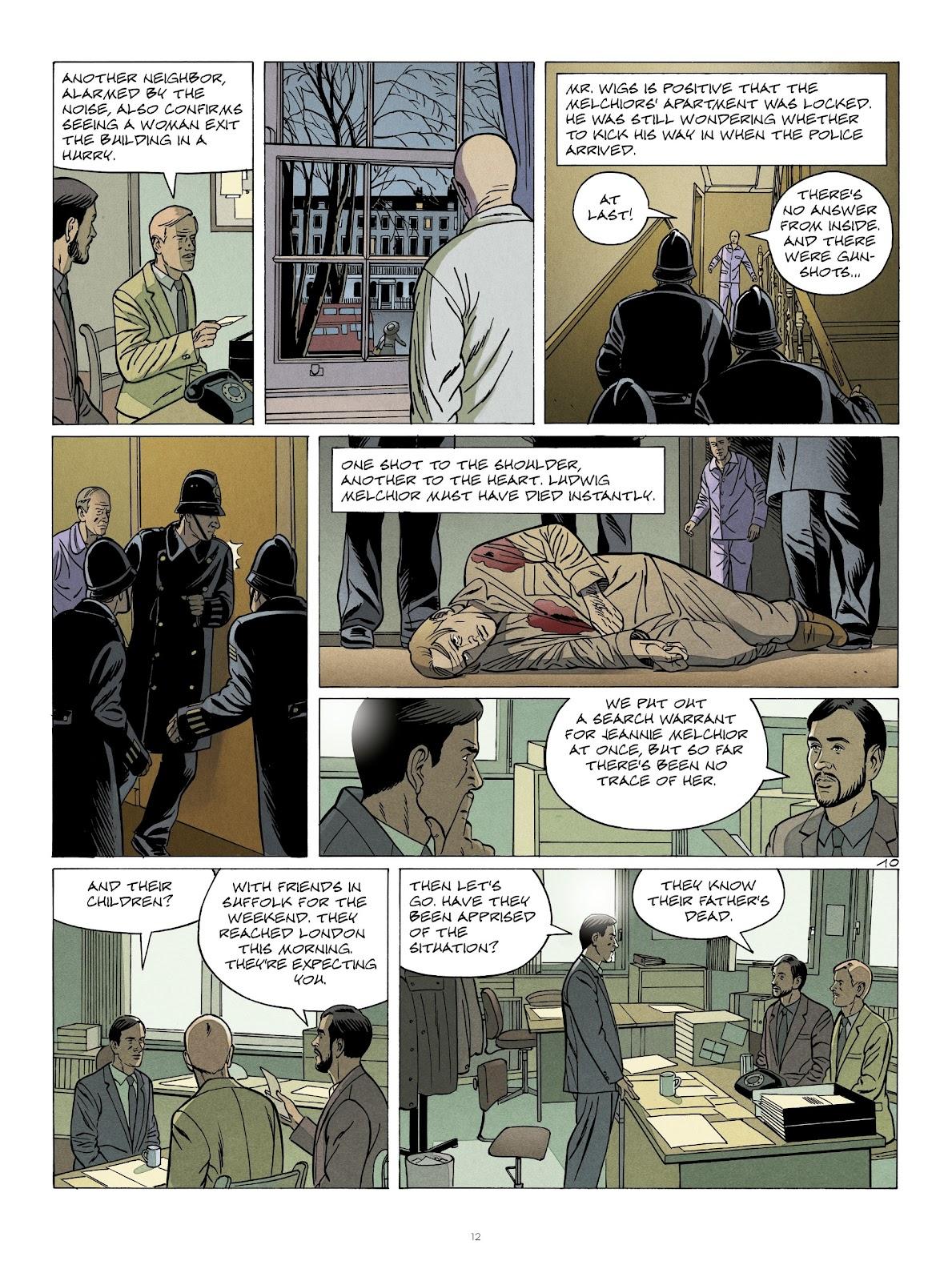 Read online Sherman comic -  Issue #7 - 12
