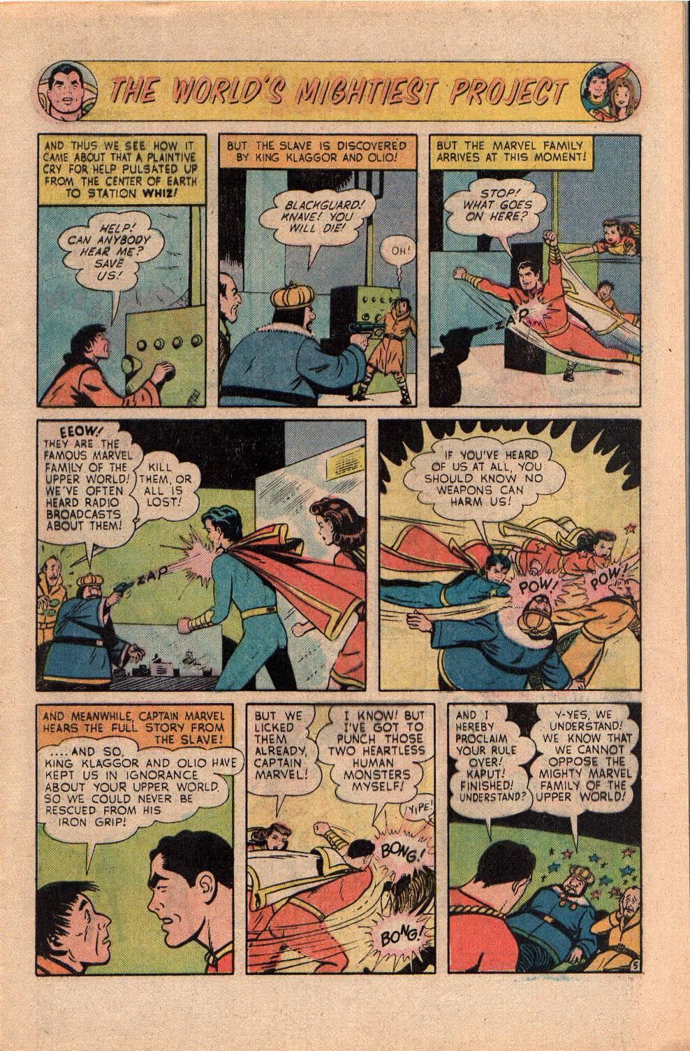 Read online Shazam! (1973) comic -  Issue #23 - 9