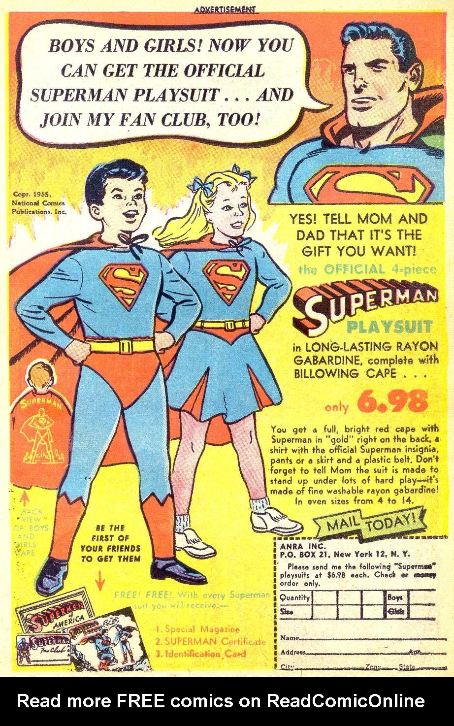 Read online Adventure Comics (1938) comic -  Issue #218 - 15