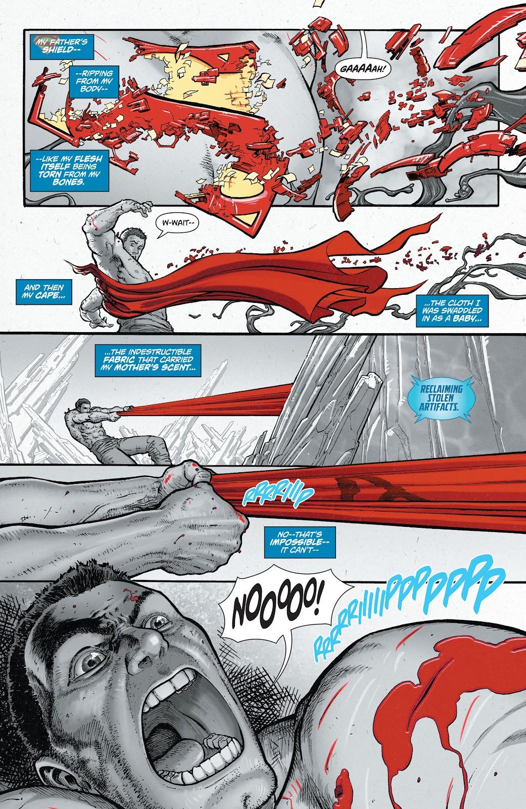 Read online DC Sneak Peek: Action Comics comic -  Issue # Full - 9