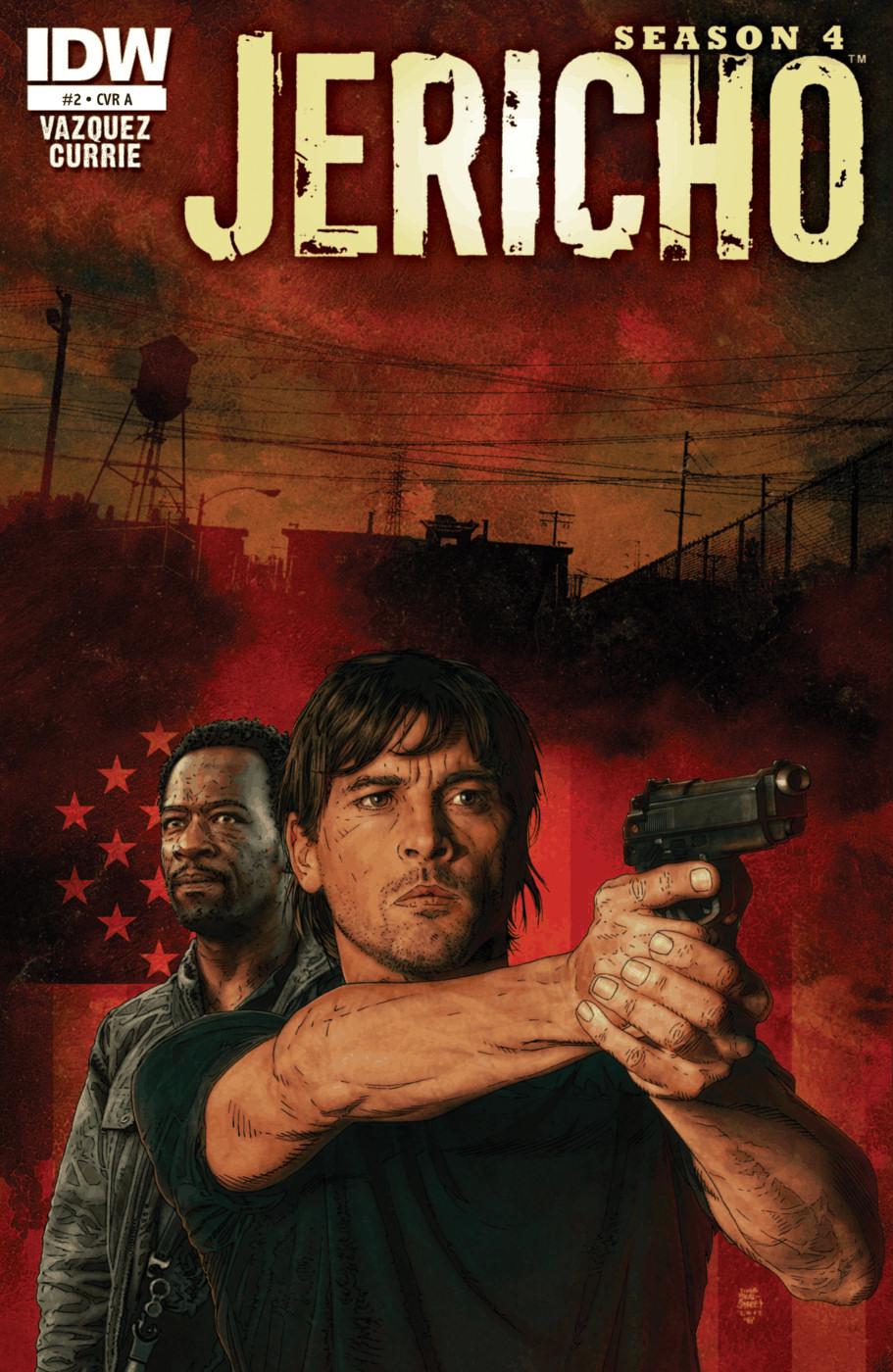 Read online Jericho Season 4 comic -  Issue #2 - 1