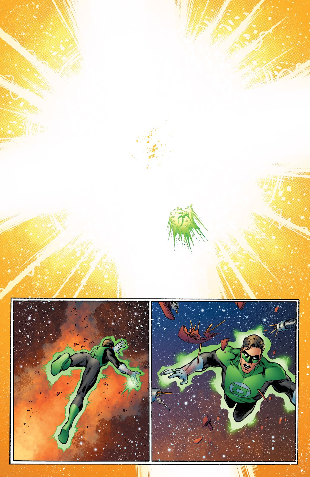 Read online Green Lantern by Geoff Johns comic -  Issue # TPB 1 (Part 4) - 63