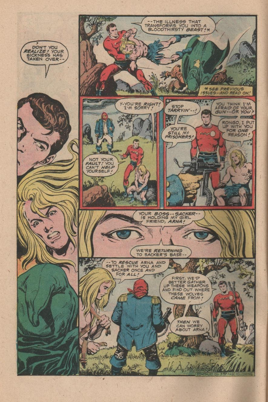 Kamandi, The Last Boy On Earth issue 47 - Page 6