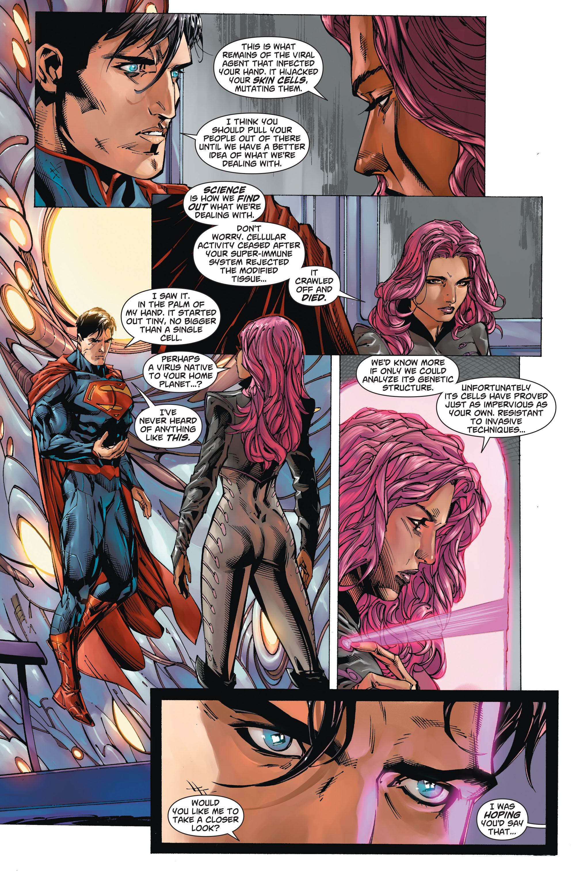 Read online Action Comics (2011) comic -  Issue #20 - 8