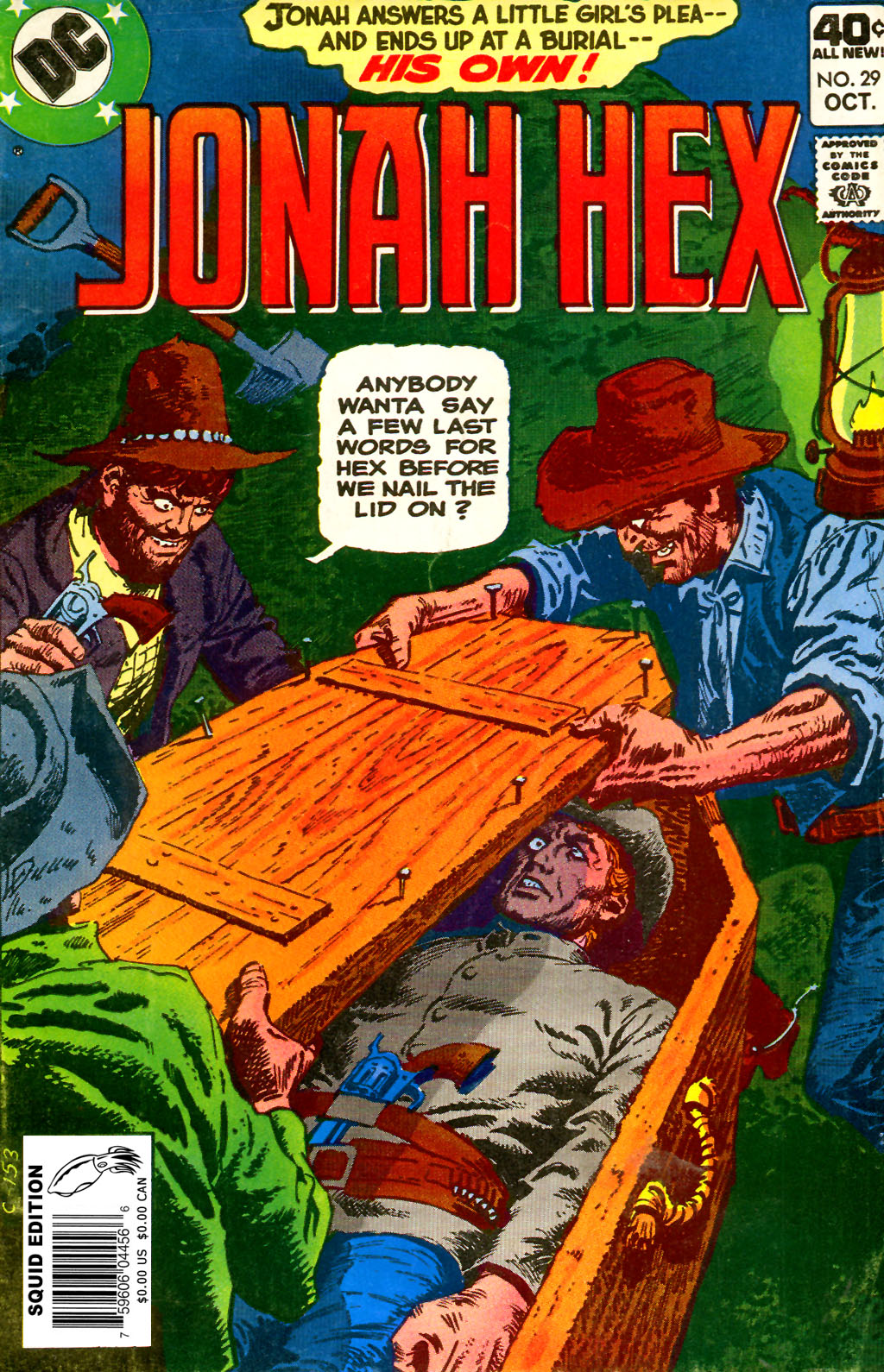 Jonah Hex (1977) 29 Page 1