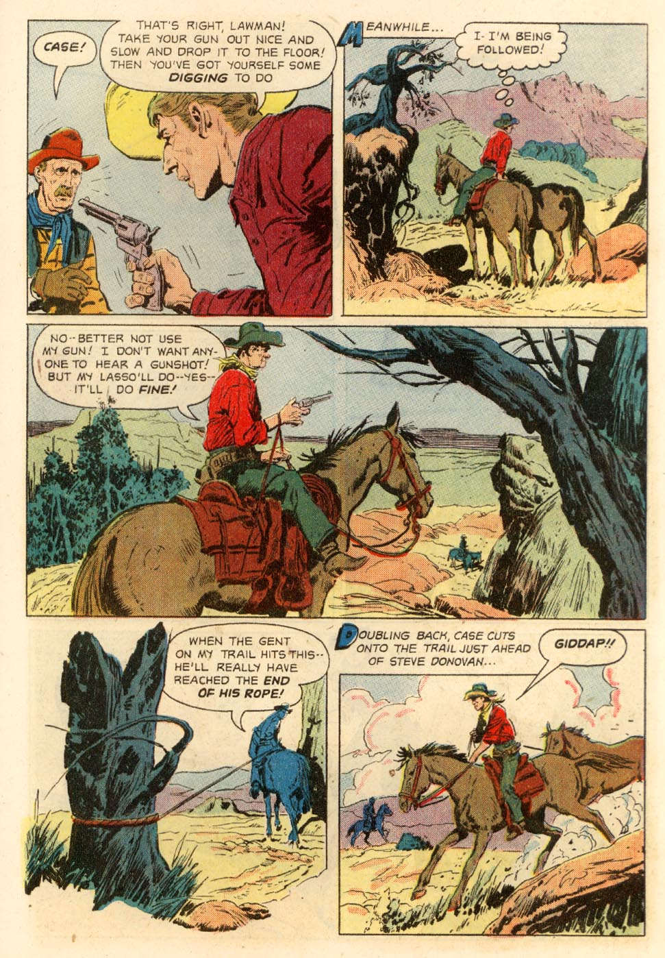Four Color Comics issue 768 - Page 29