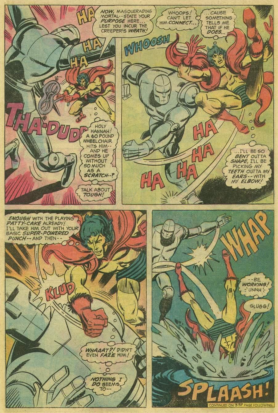 Read online Adventure Comics (1938) comic -  Issue #445 - 28