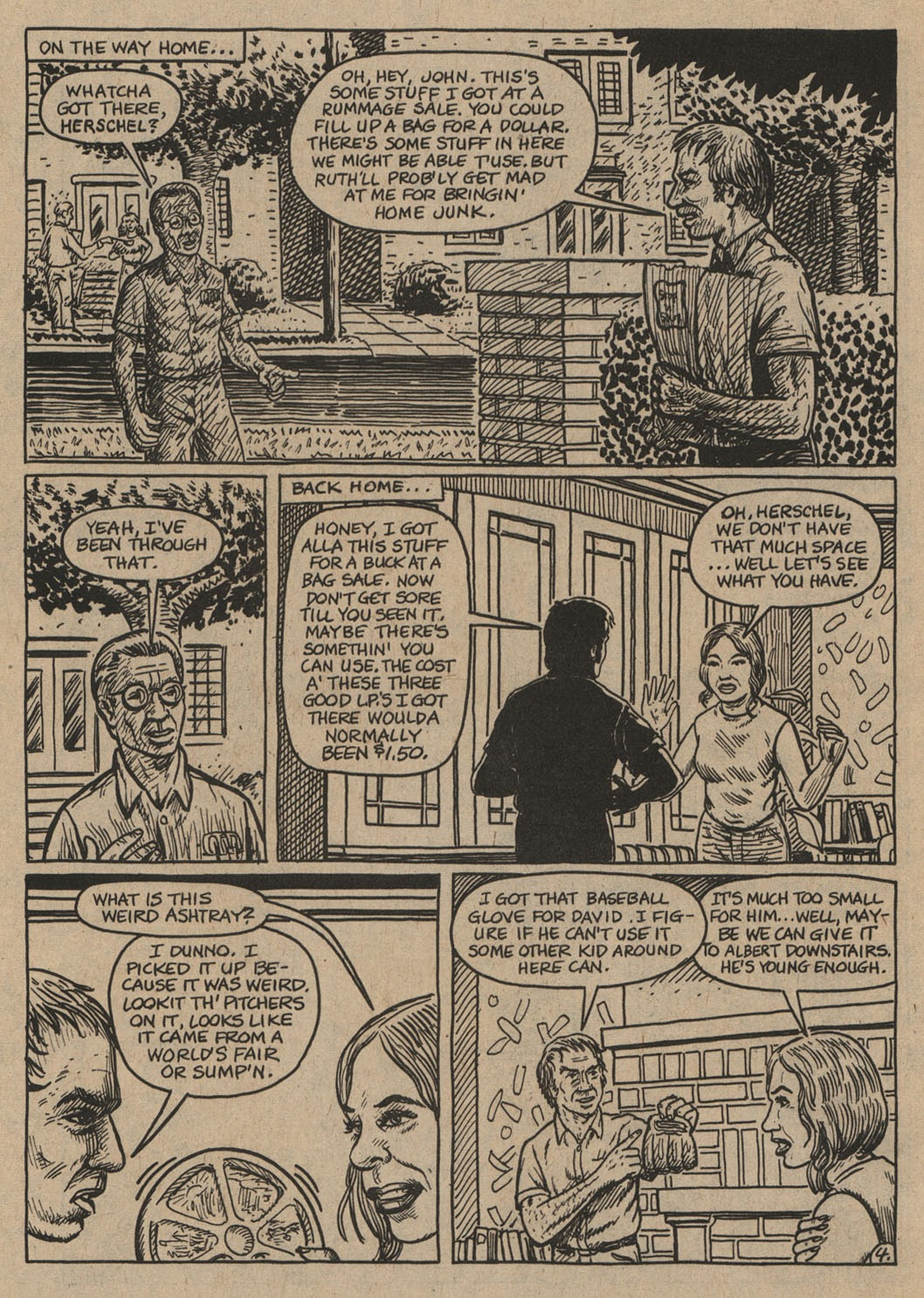 American Splendor (1976) issue 6 - Page 39