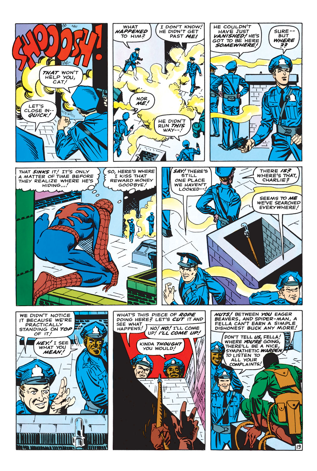The Amazing Spider-Man (1963) 30 Page 19