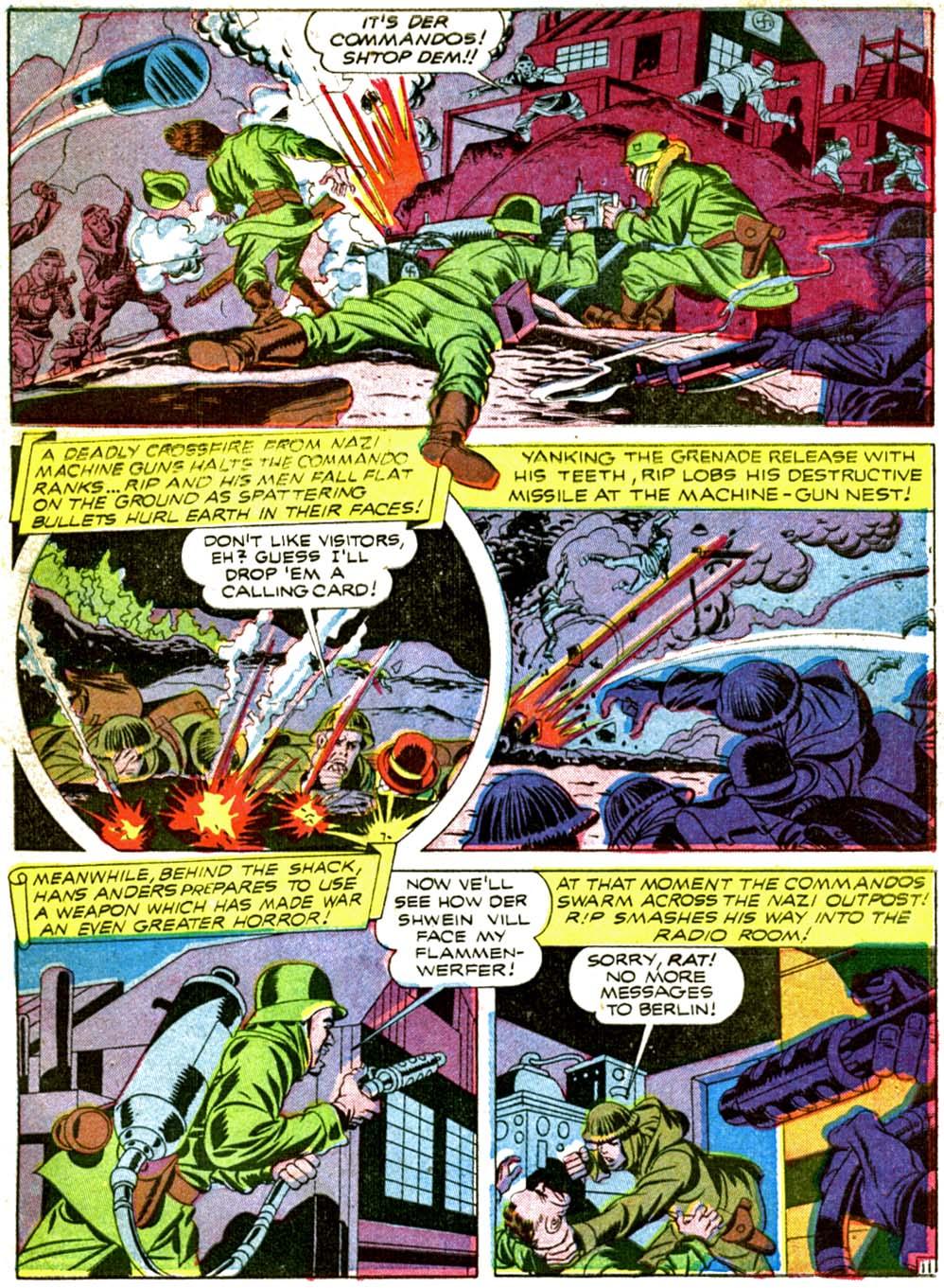 Boy Commandos issue 2 - Page 13