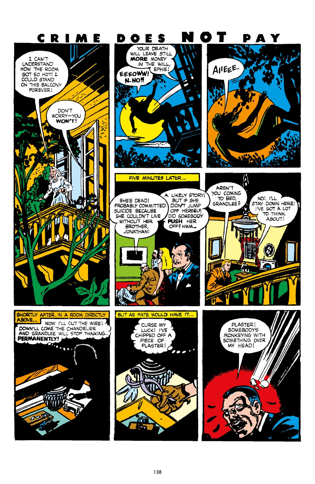 Read online Crime Does Not Pay Archives comic -  Issue # TPB 7 (Part 2) - 40