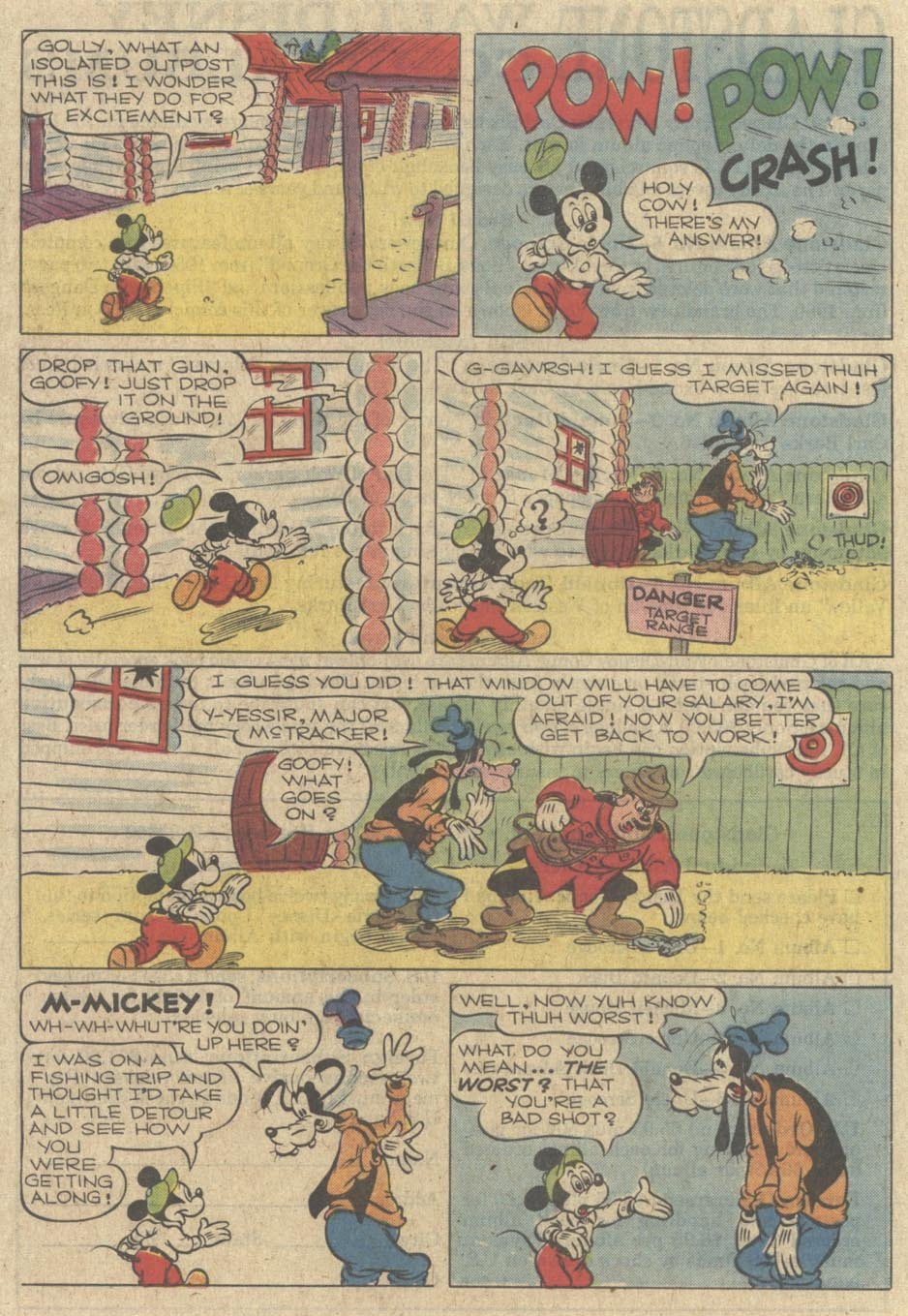 Walt Disney's Comics and Stories issue 529 - Page 28
