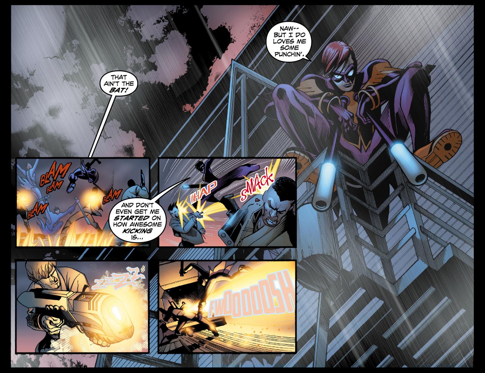 Read online Smallville: Season 11 comic -  Issue #13 - 13