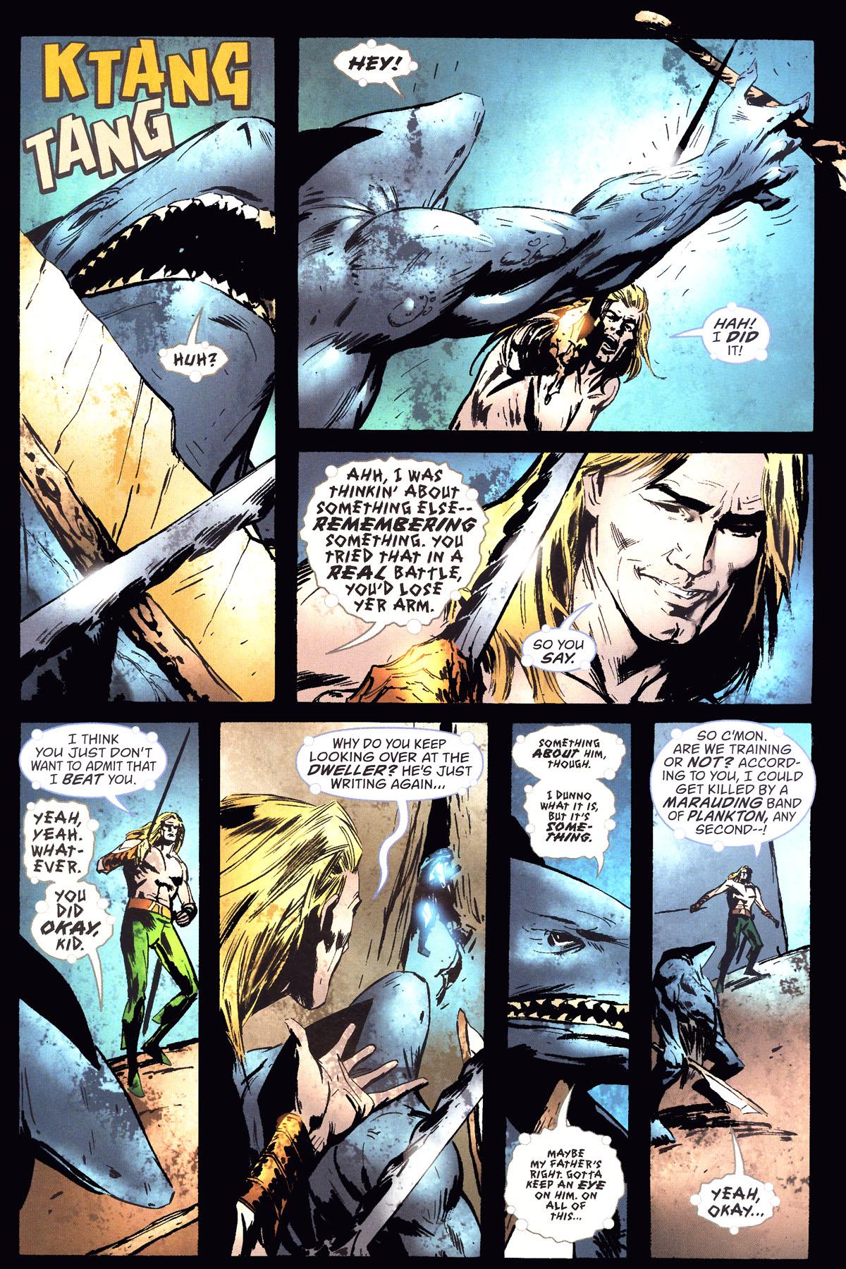 Read online Aquaman: Sword of Atlantis comic -  Issue #47 - 22