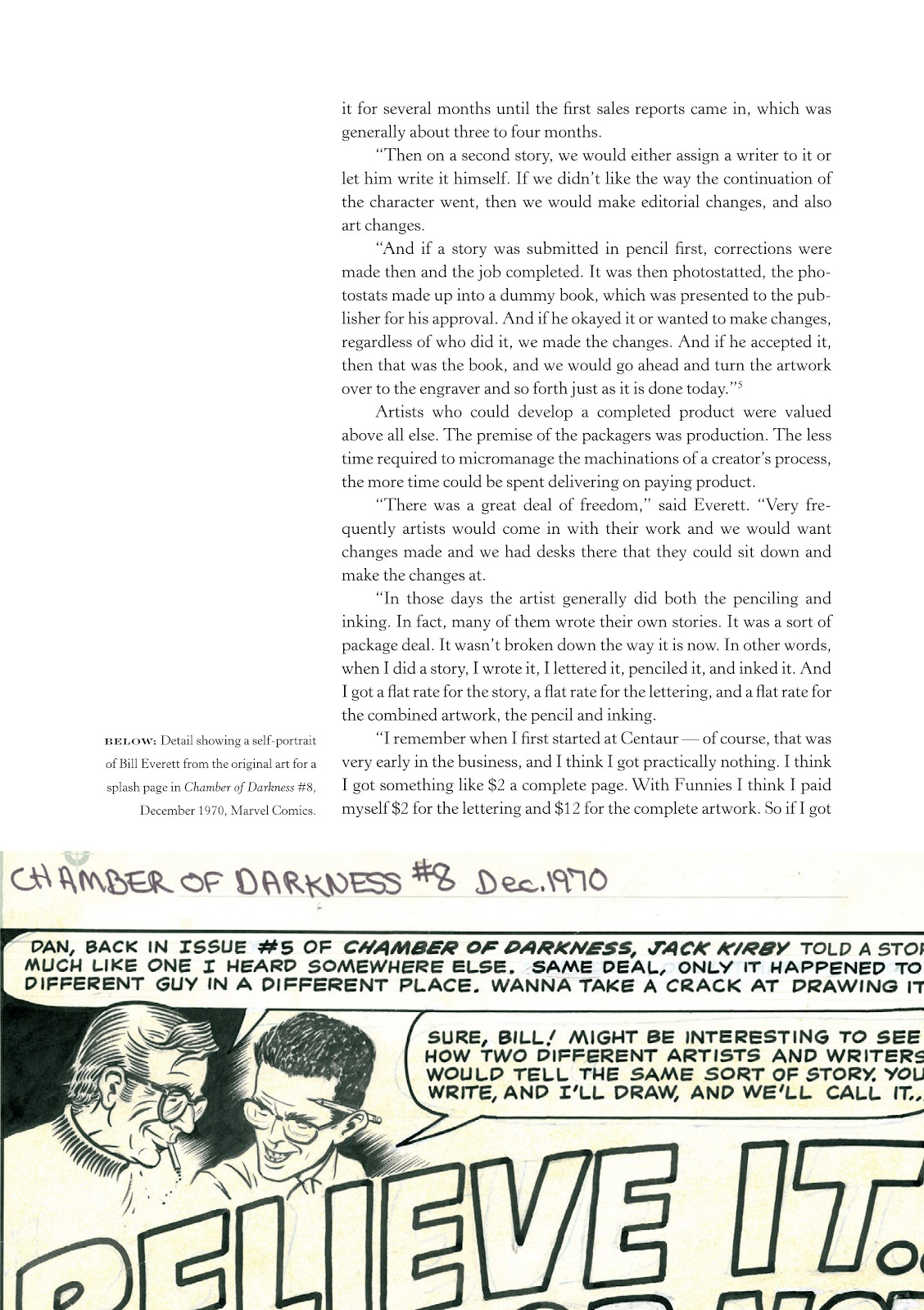 Read online The Bill Everett Archives comic -  Issue # TPB 2 (Part 1) - 13