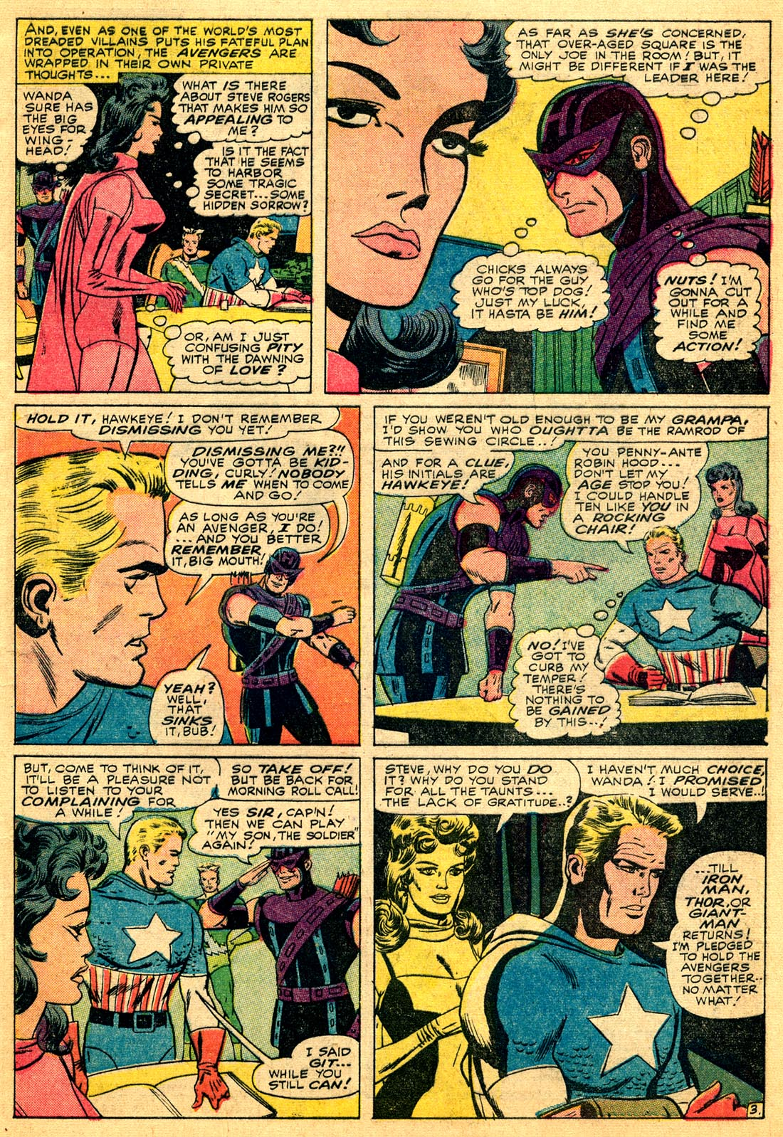 The Avengers (1963) 25 Page 3
