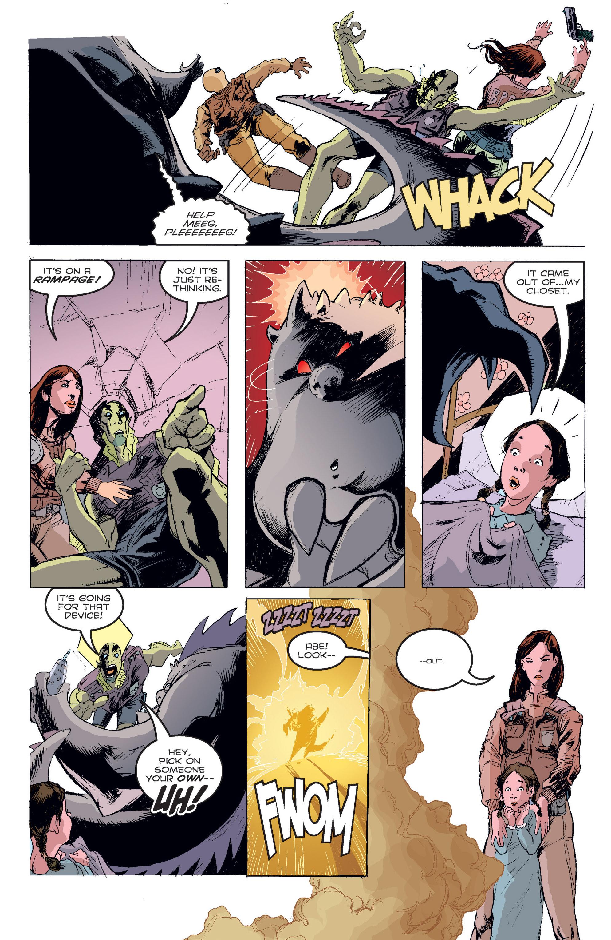 Read online B.P.R.D. (2003) comic -  Issue # TPB 2 - 93