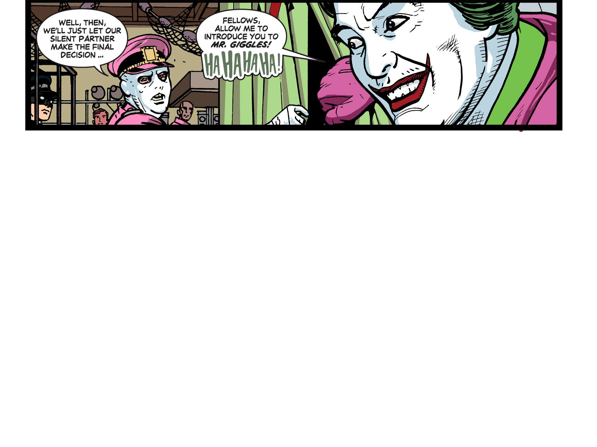 Read online Batman '66 Meets the Green Hornet [II] comic -  Issue #5 - 96