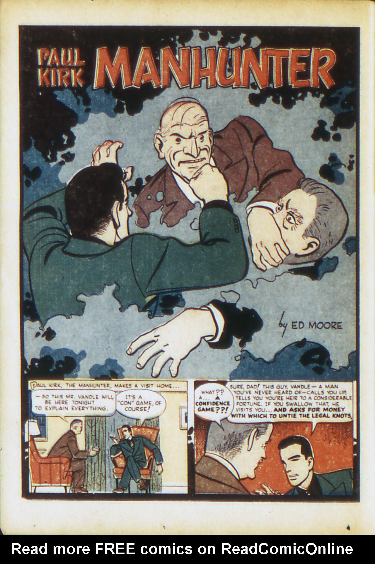 Read online Adventure Comics (1938) comic -  Issue #71 - 51