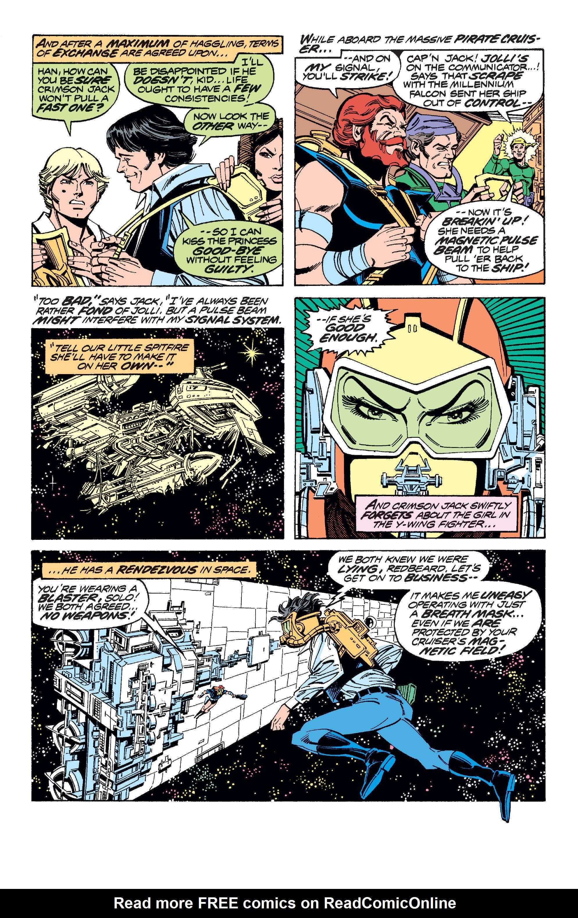 Read online Star Wars Omnibus comic -  Issue # Vol. 13 - 273